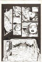 X-Men: The End #9 p.14 - Aliyah Bishop - 2004 Comic Art