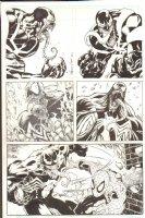 Five Cool Venom Commissions - 2010 Signed Comic Art