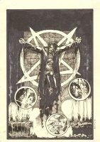 Four Horsemen of the Apocalypse - Crucifixion Splash - 2008 Signed Comic Art