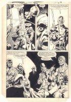 Ka-Zar the Savage #23 p.4 - Arab Hoods - 1983 Comic Art
