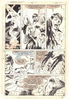 Marvel Two-In-One #99 p.22 - Ben Grimm and Rom: Spaceknight - 1983 Comic Art