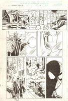 Marvel Team-Up #5 p.8 - Spider-Man and the Authority - 1998 Comic Art