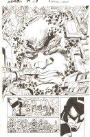 Avengers #27 p.6 - Protector - 2012 Comic Art