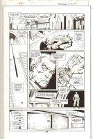 Just Imagine Stan Lee With Walter Simonson Creating Sandman One-Shot p.34 - 2002 Comic Art