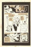 Dr. Strange and Dr. Doom: Triumph and Torment [Marvel Graphic Novel] p.39 - 1989 Comic Art