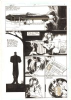 Impulse #23 p.2 - Bart and Max Mercury - 1996 Comic Art