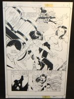 Secret Origins 80-Page Giant #1 p.6 - Impulse Splash - 1998 Comic Art