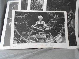 Tim Conrad 1980 Print Set 1-5 - Signed #xxx/999 Comic Art