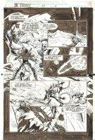 Doctor Strange, Sorcerer Supreme #57 p.4 - Aliens - 1993 Comic Art