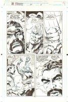 Doctor Strange, Sorcerer Supreme #57 p.6 - Lots of Strange - 1993 Comic Art
