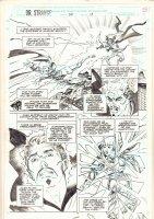 Doctor Strange, Sorcerer Supreme #55 p.17 - Doctor Strange vs. Goddess - 1993 Comic Art