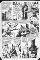 Arak #18 p.15 Comic Art