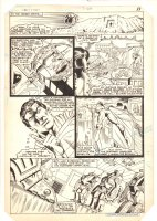 World's Finest Comics #311 p.10 - Superman in the Fortress of Solitude - 1985  Comic Art