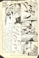 Worlds Finest #313 p.21 - Batman and Superman - 1985 Comic Art