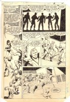 World's Finest Comics #313 p.3 - Super Speed - 1985 Comic Art