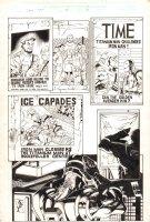Iron Man #49 (394) p.6 - Iron Man vs. Titanium Man - 2002 Signed Comic Art