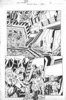 Booster Gold #32 p.6 - Booster & Rani - 2010 Comic Art