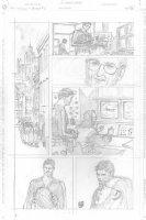 Skull & Bones #3 p.16 - Unmasked - signed  Comic Art