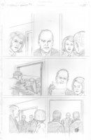 Skull & Bones #3 p.29 - Great Portraits - Signed Comic Art