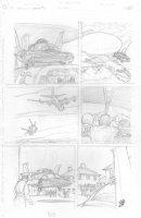 Skull & Bones #3 p.30 - Signed Comic Art