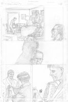 Skull & Bones #3 p.8 - Signed  Comic Art