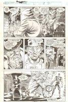 Secret Defenders #2 p.9 Comic Art
