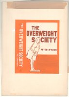 The Overweight Society Paperback Cover Painted Art   Comic Art