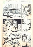 Shadow State #1 p.7 - Broadway Comics - Fatale in 'Prelude To A Kiss' - 1995  Comic Art