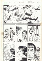 Shadow State #2 p.16 - Broadway Comics - Fatale in 'Fatale Attraction' - 1996 Comic Art