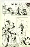 Cable & Deadpool #33 p.5 Comic Art