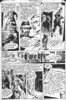 'Invisible Man' p.42 (1977) Comic Art
